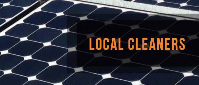 Local Solar Panel Cleaners