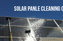 Solar Panel Cleaning Options